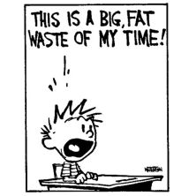 Show Your Work - Calvin 2