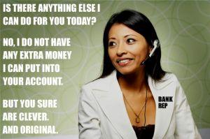 Bank Teller 6