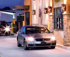 Taco Bell Drive Through