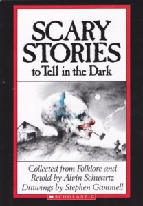 Book Fair - Scary Stories