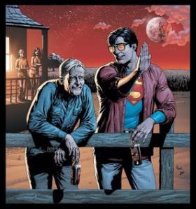 Harvest - Jonathan and Clark Kent