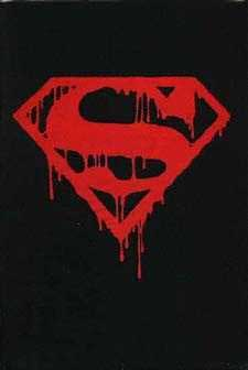 The Death of Superman - Black Bag
