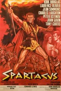 Spartacus Poster