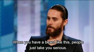 The Pros and Cons of Shaving Off the Beard - Jared Leto