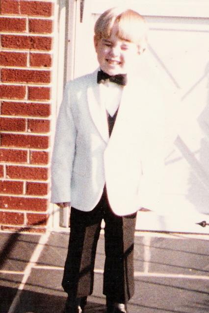 Aaron - Tuxedo