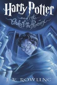 Harry Potter and the Order Phoenix - Cover