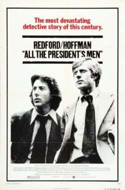 All the President's Men - Poster