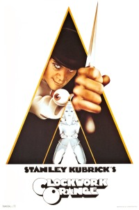 A Clockwork Orange - Poster