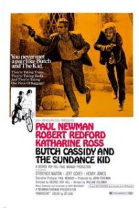 Butch Cassidy and the Sundance Kid - Poster