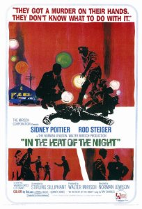 In the Heat of the Night - Poster