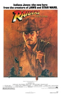 Raiders of the Lost Ark - Poster