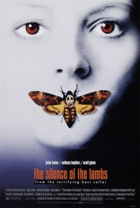 Silence of the Lambs - Poster