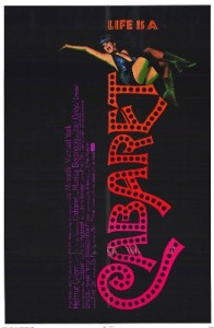 Cabaret - Poster