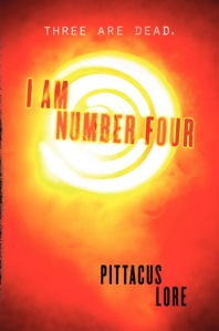 I Am Number Four - Cover