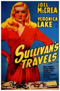Sullivan's Travels - Poster