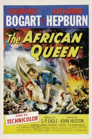 The African Queen - Poster