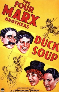 Duck Soup - Poster