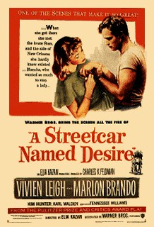 A Streetcar Named Desire - Poster