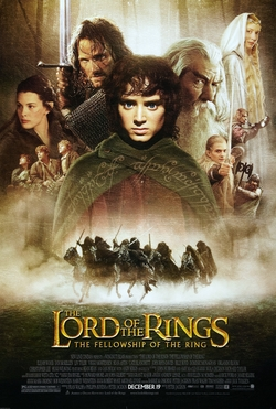 Fellowship of the Ring - Poster