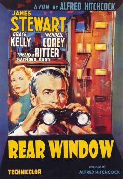 Rear Window - Poster