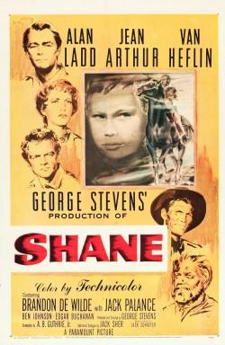 Shane - Poster