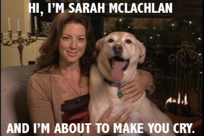 Sarah McLachlan - ASPCA