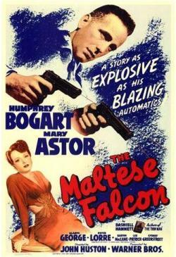 Maltese Falcon - Poster