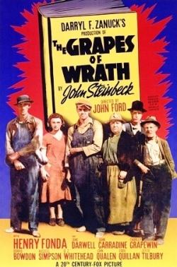 Grapes of Wrath - Poster