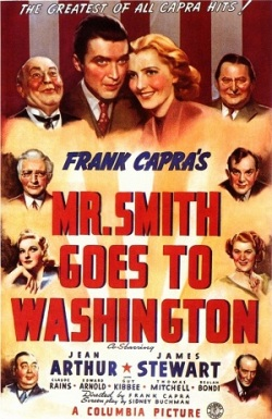 Mr Smith Goes to Washington - Poster