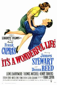 It's a Wonderful Life - Poster