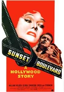 Sunset Boulevard - Poster