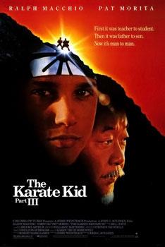 Karate Kid III - Poster