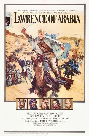 Lawrence of Arabia - Poster