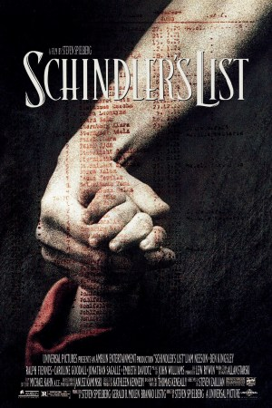 Schindler's List - Poster