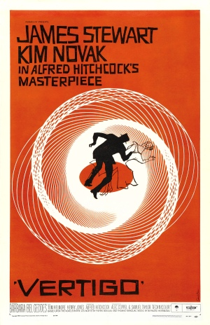 Vertigo - Poster