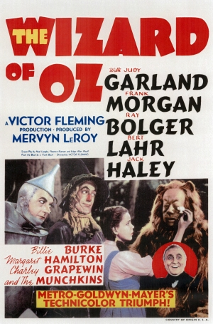 Wizard of Oz - Poster