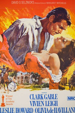 Gone with the Wind - Poster