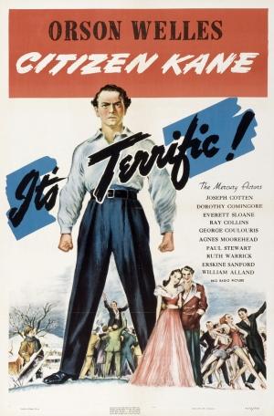 Citizen Kane - Poster