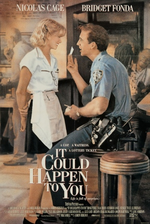 It Could Happen to You - Poster