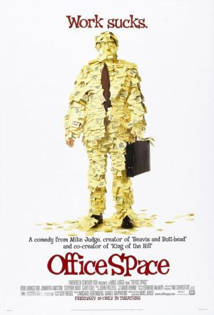 Office Space - Poster