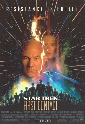 Star Trek First Contact - Poster