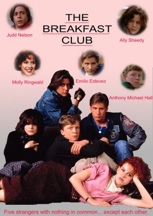 The Breakfast Club - Poster 2