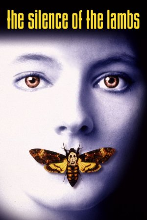 the silence of the lambs - poster