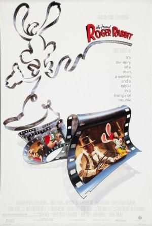 who framed roger rabbit - poster