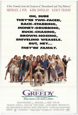 Greedy - Poster