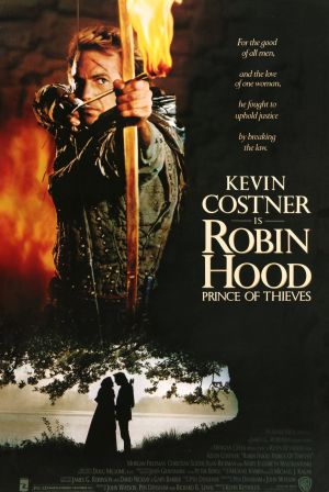 Robin Hood Prince of Thieves - Poster