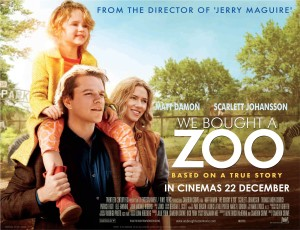 We Bought a Zoo - Poster