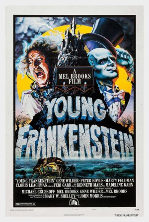 Young Frankenstein - Poster