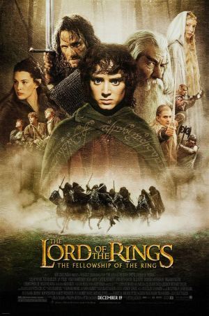 Fellowship of the Ring - Poster 2