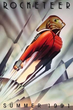 Rocketeer Poster 1